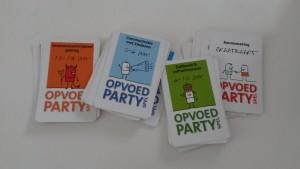 Opvoedparty-spel